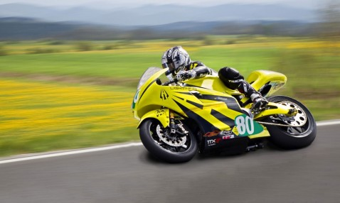 waste tracking system lightening superbike