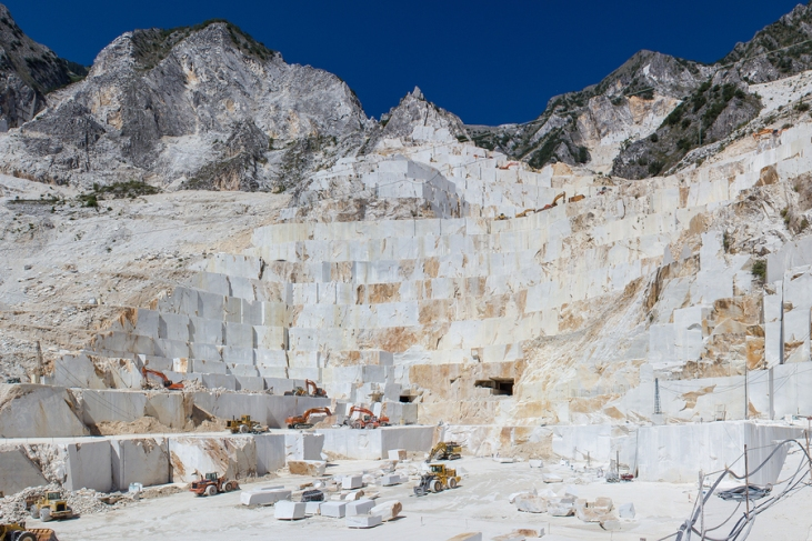 waste tracking wastetracking.com system apuan alps quarries mine marble carra