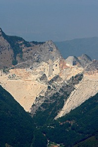 waste tracking wastetracking.com system apuan alps quarries mine marble