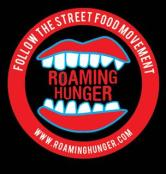 roaming hunger food trucks are green